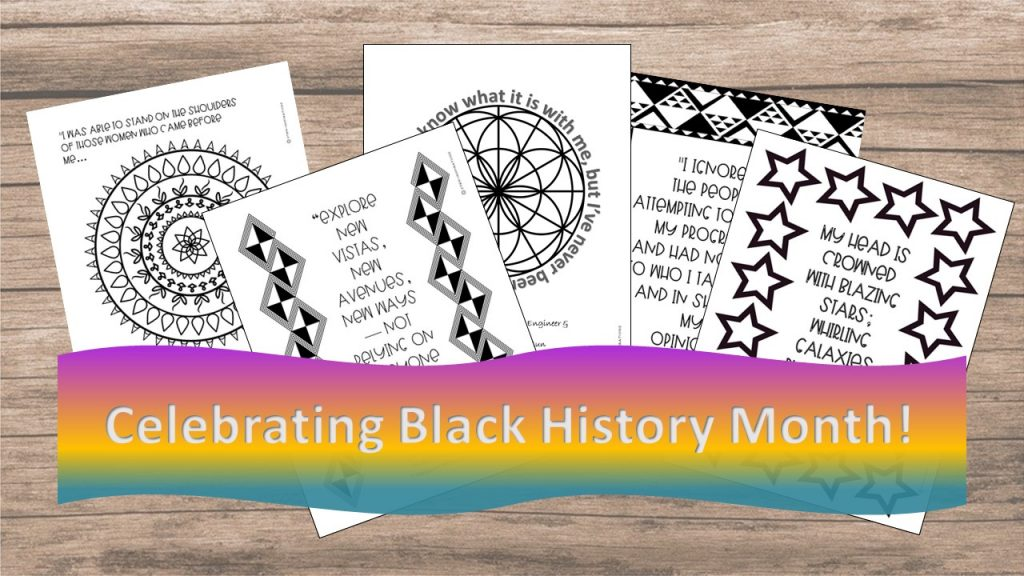 Black History Month Coloring Pages – coloring.rocks! | 576x1024