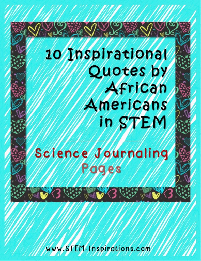 10 Inspirational Quotes by African Americans in STEM