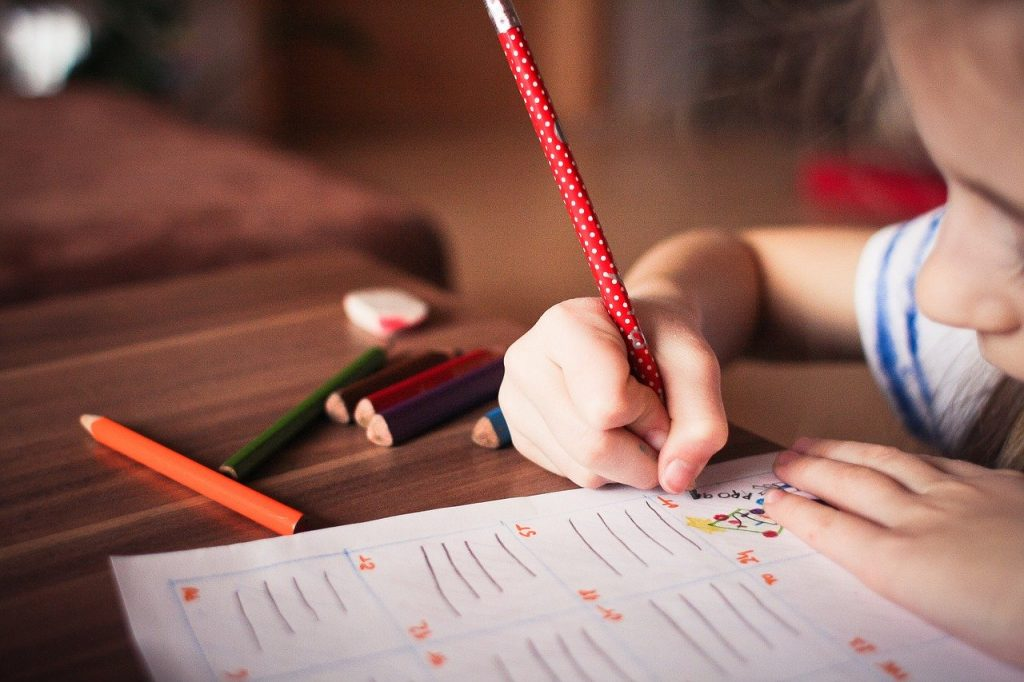 Writing is an important skill, and handwriting practice helps children learn better.