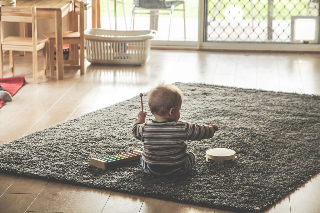 Musical toys are a great way to help your child learn better.