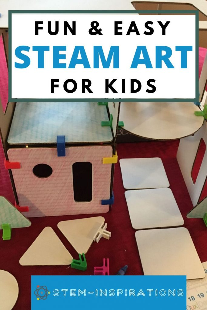 STEAM Art for Kids